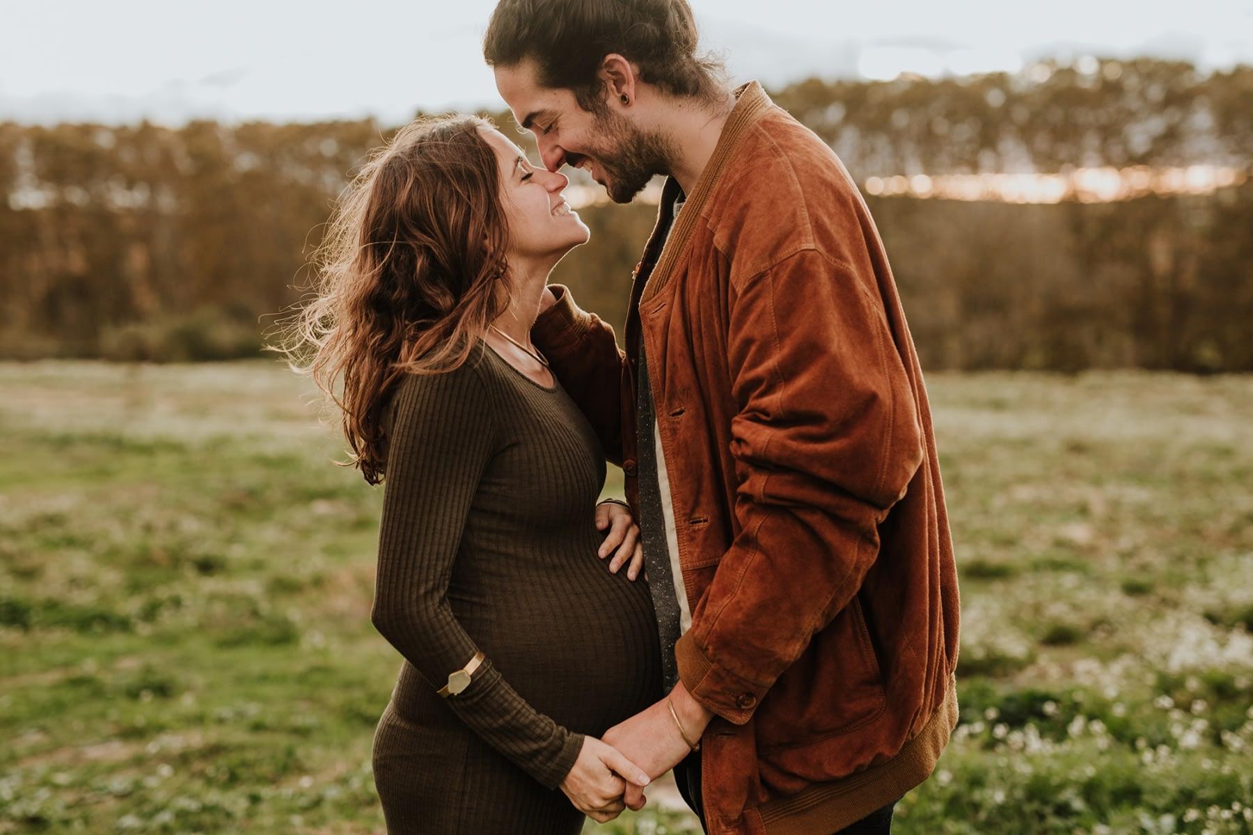 fotografía embarazo Barcelona