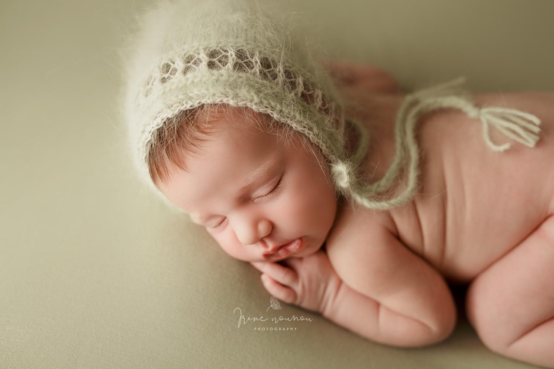 fotógrafo bebés recién nacidos en barcelona