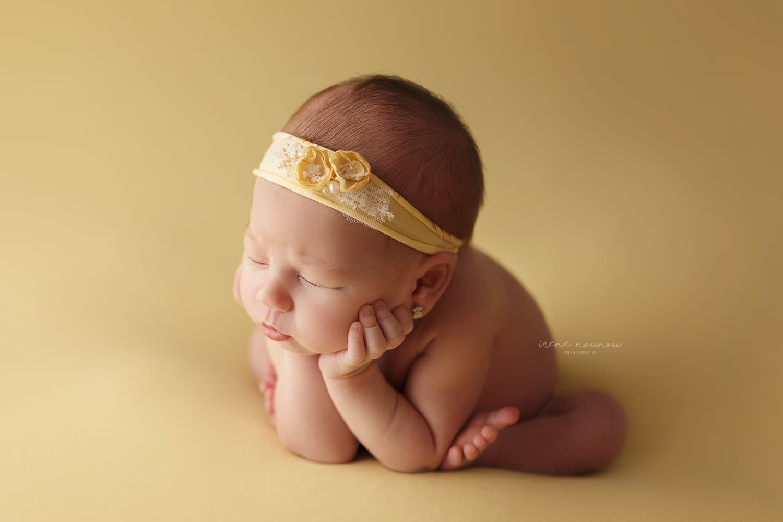 Fotografía bebé recién nacido Barcelona