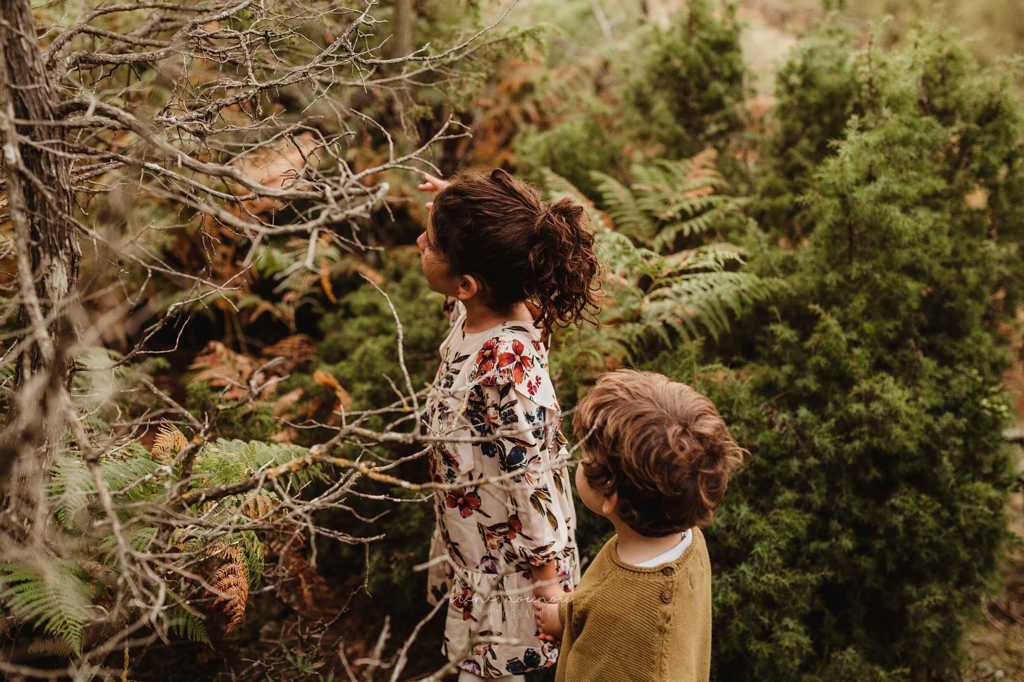 Sesión fotografía niños barcelona